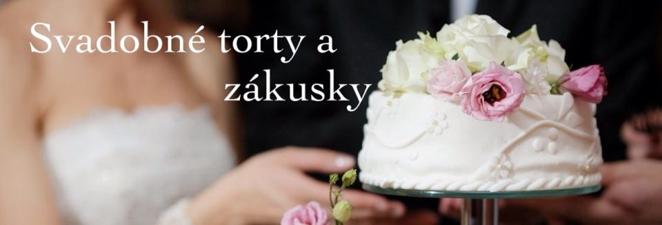 baner Svadobné torty a zákusky