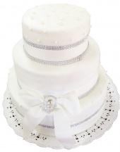 Svadobná torta, 8 kg