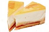 Tvarohová torta, 100g