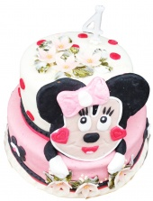 Torta mickey mouse, 4 kg