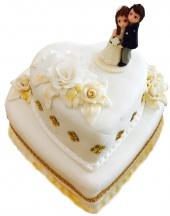 Svadobná torta, 5 kg
