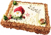 Torta, 3 kg