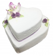 Poschodová torta, 5 kg