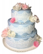 Svadobná torta, 9 kg