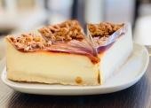 cheesecake karamell, 120g